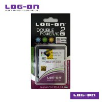 LOG-ON Battery For Vivo Y55s - DoublePower & IC - Garansi 3 Bulan
