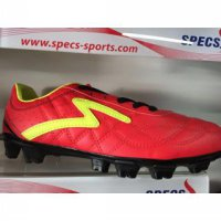 sepatu bola specs victory fg primer red lime original 100% new 2016
