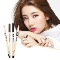 [3 Pcs] The Face Shop Lovely Me:ex Style My Eyebrow (Wood)