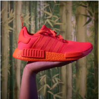 Adidas NMD R1 All Red