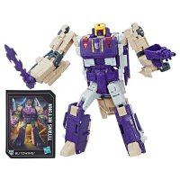 DISKON Transformers Generations Titans Return Voyager Blitzwing and Hazard