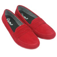 Dr. Kevin Women Flat Shoes 43235 - Red