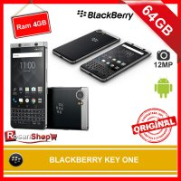 BLACKBERRY KEY ONE 64GB Ram 4GB 12Mp Garansi 1thn - BlackBerry KEYone