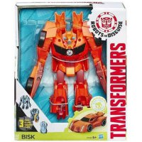 (Limited Offer) Transformers Robots in Disguise Hyper Change Heroes Bisk