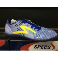 Sepatu futsal specs Sioux in Viola/spot yellow original new2017