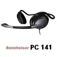 Sennheiser PC141/PC 141 / neck band / noise reduction / volume control / PC communication / professional game / SDF Warranty Jaejoong / other day holiday shipping / delivery speed super hospitality + + + Top Products like doing the best?