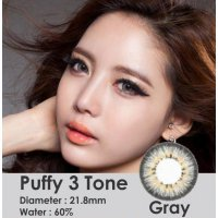 PUFFY 3TONES - GREY