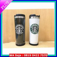 (Botol Minum & Termos) Tumbler Cups Starbucks Coffee 450 ML Mug My Bottle / Botol Minum