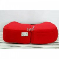 CUDDLE ME FOLDABLE NURSING PILLOW/ BANTAL MENYUSUI - RED