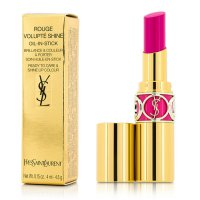 Yves Saint Laurent Rouge Volupte Shine Oil In Stick - # 50 Fuchsia Stiletto 4.5g/0.15oz