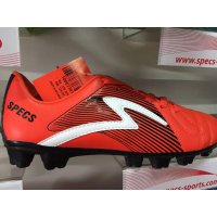 sepatu bola specs epic fg signal orange black original 100% new 2017