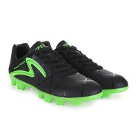Sepatu bola specs diablo junior soccer original black opal green