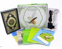 1 SET ALQURAN PEN PQ15 AL QURAN DIGITAL READ WORD BY WO