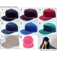 topi hiphop klasik snapback classic sb polos custom distro japan drill