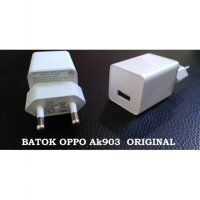 BATOK ADAPTOR CHARGER OPPO 2A / 5V ORIGINAL 100% FOR A57 - A37 - F1S
