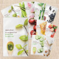 [Innisfree] its real squeeze mask