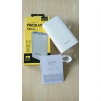 ViVAN Robot Rt7100 6600Mah / Powerbank Robot / PB 6600mah / Power bank