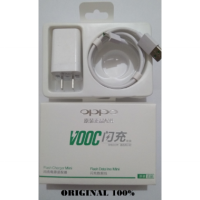 TRAVEL CHARGER OPPO VOOC FAST CHARGING 4A - AK779JH ORIGINAL 100%