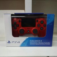 (Dijamin) PS4 Dualshock 4 Wireless Controller 2.0 Red