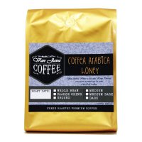 Arabica Honey Van Java Coffee 500 Gr – Fresh Roasted - Kopi Premium Arabika Honey