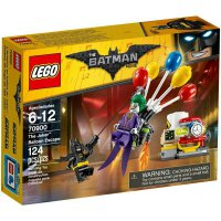 LEGO 70900 THE BATMAN MOVIE - The Joker Balloon Escape