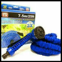Romusha Selang Air Ajaib Magic Hose 7.5M Multifungsi