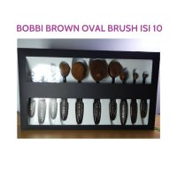 [ isi 10 kuas ] Bobbi Brown Multipurpose Oval Make Up Brush 10 in 1