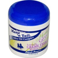 Mane 'n Tail Herbal Gro Leave-In Creme Therapy 5.5 oz - 156 g