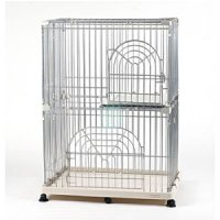 [Iris] PEC-902 large 2-stage cage for cats