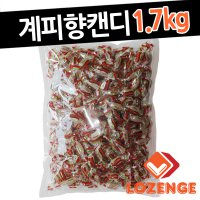 For business candy caramel cinnamon candy 1.7kg large dining promotion promotional jelly candy caramel jelly 30 years professional manufacturing company