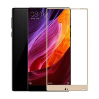 HMC Xiaomi Mi Mix 6.4' - 2.5D Full Screen Tempered Glass + Lis Emas