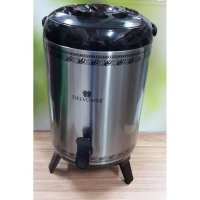 DELVONTA VACUUM WATER DISPENSER HOT AND COLD 9,5LTR - WJ905LT/ WVITO573