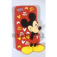 Case 3D Mickey Mouse All Type /Karakter/Softcase/3d/Rubber/Boneka