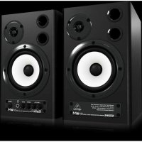 Promo New speaker BEHRINGER MS-40 speaker Monitor studio(Original 100%) speaker aktif / speaker super bass