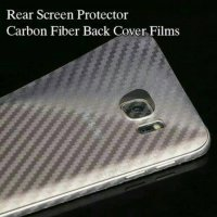 3D Carbon Fiber Back Body Screen Guard Asus Zenfone Go 4.5'