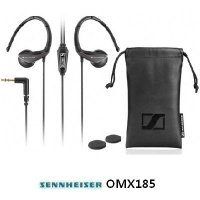Sennheiser OMX185/OMX-185 / earring type / volume control / SDF Warranty Jaejoong / other day holiday shipping / super speed delivery of products + super hospitality + mind doing the best!