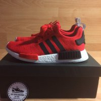 adidas NMD R1 red Knit
