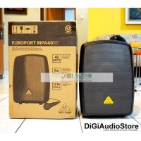 New Hot Promo Behringer Speaker Aktif with Bluetooth MPA40BT ( MPA 40 BT ) Speaker aktif / Speaker portable / Super baas