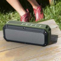 Hot Promo Aukey Outdoor Waterproof Stereo Bluetooth Speaker Dual Promo