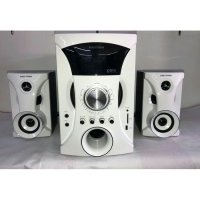 Hot Promo AUDIO PMA POLYTRON 9505/WHITE Bluetooth, Muraah!! speaker aktif / speaker laptop / speaker super bass