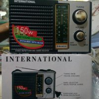 Hot Promo Radio International Jadul 3 Band AM-FM-SW model jadul speaker aktif / speaker laptop / speaker super bass