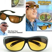 HD vision sunglass wrap arounds | kacamata anti silau
