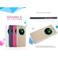Nillkin Sparkle Leather Case Asus Zenfone 3 Deluxe 5.7