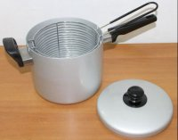 Alat penggorengan multi deep fryer maspion fried frying