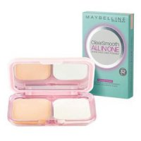 Maybelline two cake bedak - 2 pcs