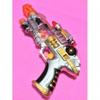 Mainan Pistol/pistol-pistolan Light and Sound/LED dan Suara