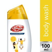 LIFEBUOY SABUN CAIR LEMON FRESH BOTOL 100ML