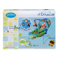 Bouncer Bayi / Baby Bouncer PLIKO MY FIRST BOUNCER MONYET 60662