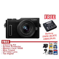 Panasonic Lumix DMC GF10K Kit lens 12-32mm - HITAM