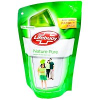 Lifebuoy Body Wash Nature Pure 450ml